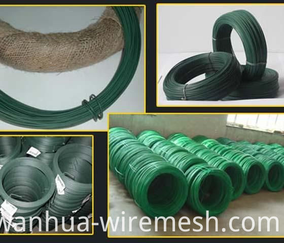 PVC Coated Galvanized Iron Binding Wire for construction (2)