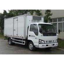 ISUZU 5.1m 120HP Kühlschrank Gefrierschrank LKW