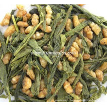 Зеленый чай «Genmaicha»