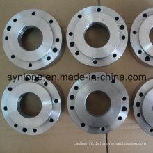 Soem-CNC, der Metallherstellung geschmiedeter Flansch maschinell bearbeitet