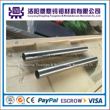 Hot Product 99.95% ASTM B387 Molybdenum Tube/Moly Tubes/Molybdenum Pipes