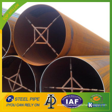 API 5L X65 LSAW carbon steel pipe/tube