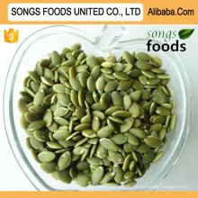 Семена тыквы кожи блеска ядра с верхней и высокое качество