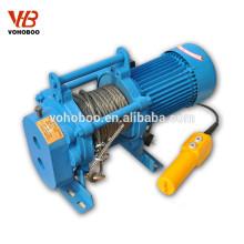 guincho de elevação de motor elétrico 220V