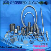 Yg8 Carbure de tungstène Cémenté Bandes de carbure Bandes de forgeage à froid Carbure Tungstène Carré Plat