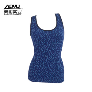 Женщины Summer Camisole Sexy Gym Tank Top