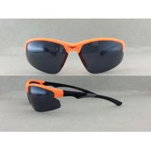 2016 Hot Sales and Fashionable Spectacles Style para óculos de sol para esportes masculinos (P10009)