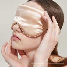 22mm lange Seidenseide Schlaf-Augenmaske aus reiner Seide