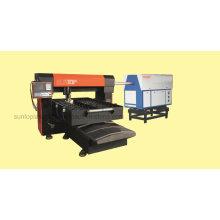 Máquina de corte do laser do CO2 do poder superior do tamanho de corte pequeno para o corte da madeira do cartão da matrícula