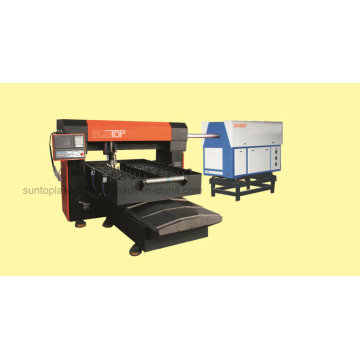 Small Cutting Size High Power CO2 Laser Cutting Machine for Die Board Wood Cutting