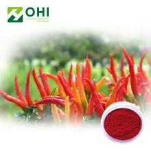 Capsicum Red Pigment Paprika Oleoresin Red Chili Farbe
