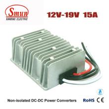 Conversor de refuerzo de CC-CC de potencia de voltaje de 12V a 19V 15AMP