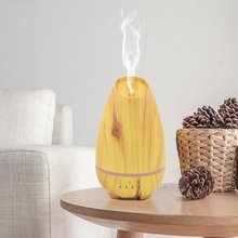 500ml air humidifier aroma oil diffuser