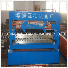 hydraulic corrugated roof sheet making machine