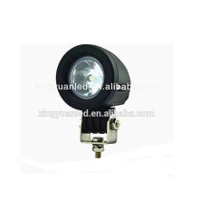 XYLL-1109-10W 10W Round LED working lightbar Spot Fog Running Head Light Naked Bike Cruiser Chopper Bobber