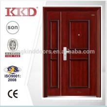 Neues Modell für die Mutter & Sohn Design Stahltür KKD-586B für Eingangstür