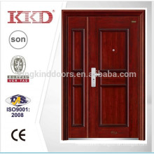 New Model For Mother&Son Design Steel Door KKD-586B For Main Door