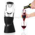 Grupo de aeração do ar rápido do vinho essencial novo moderno do filtro do aerador do vinho vermelho do filtro