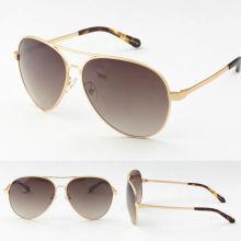 óculos de sol polarizados ce do projeto de italy para vidros do olho do eyewear dos homens