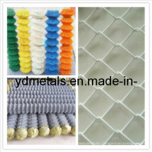 Galvanized Chain Link Fence for Wire Mesh Fence