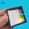 Grade de vidro óptico 600mm linha quadrada difração holográfica grating