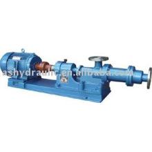 GF stainless steel single screw pump