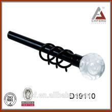 Концы кристалла драпировки D19110