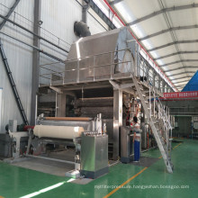 Jumbo Roll Size Toilet Tissue Paper Making Machine