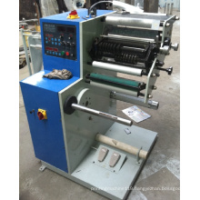 Slitting Machine with Foot Switch