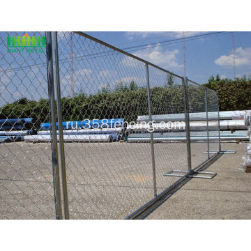 Standard+Used+Outdoor+Temporary+Fence+Panels+Factory