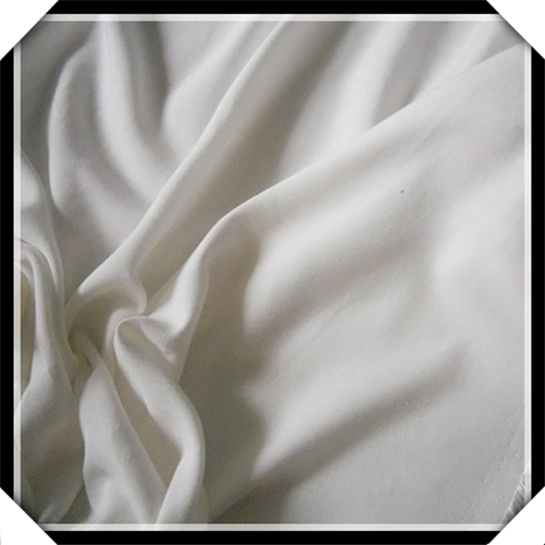 Wholesale Cheap Bleached White Viscose Rayon Fabric