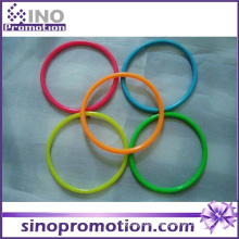 Cheap Custom Fashion Couple Thin Sports Silicone Bracelets