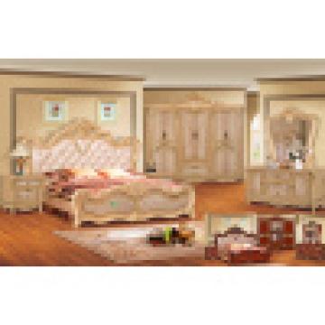 Спальня мебель кровать / Мебель для дома / кровать (W806A)