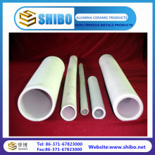 High Purity Alumina Ceramic Tubes Used for High Temperature Furnace