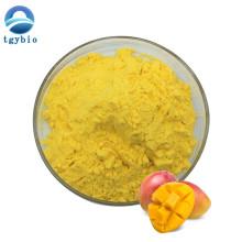 Poudre de mangue lyophilisée en poudre naturelle de mangue