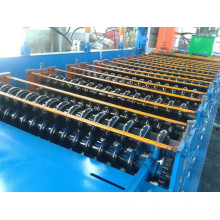 Color Steel Roofing & Wall Panel Roll Forming Machine