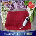 La couverture de flanelle à tirage électrique approuvée par le CE avec minuterie et préchauffage