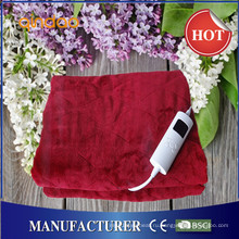 Новый дизайн Flannel Electric Over Одеяло с Ce утверждения
