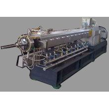 Capítulo alta calidad SHJ-65 del gemelo-tornillo paralelo Co-rotating línea extrusión