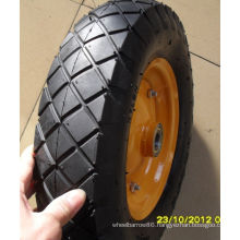 16 Inch Air China Wheel for Wheelbarrow