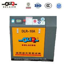 Compresseur à vis rotative à économie d'énergie DLR DLR-10A