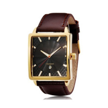 Japan Movement Men Square Watch