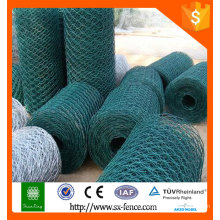 hexagonal briquettes hexagonal Wire Netting gabion box