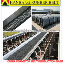 PVC solid woven conveyor belts 8000s five class