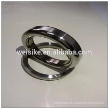 Acero inoxidable grado 304-ASME B16.2 CS BX / RX Válvula Junta del anillo Junta