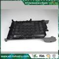 top quality auto plastic armrest parts injection molding
