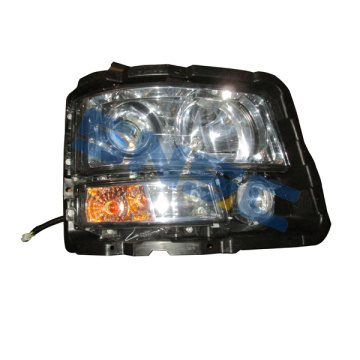 Shacman Delong F3000 DZ93189723020 Headlight Majelis Kanan