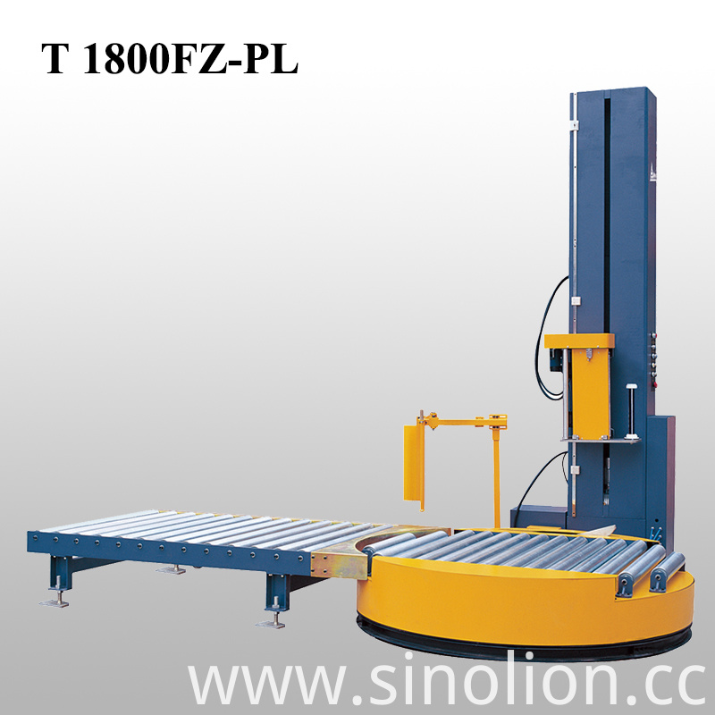 T1800fz Pl With Roller Conveyor