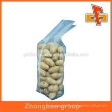 Venta al por mayor de China bolsas impresas saco de sello de vacío para el cacahuete