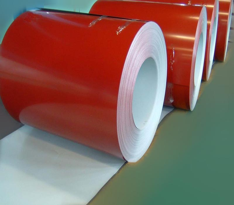 Prepainted Galvalume Steel Sheet in Coil